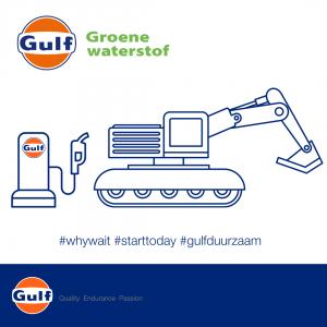 waterstof gulf